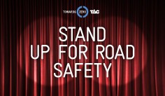 Stand Up For Road Safety